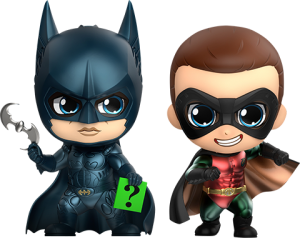 Batman & Robin Collectible Set