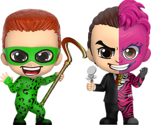 The Riddler & Two-Face Collectible Set