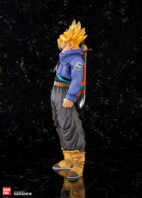 Gallery Image of Super Saiyan Trunks Collectible Figure