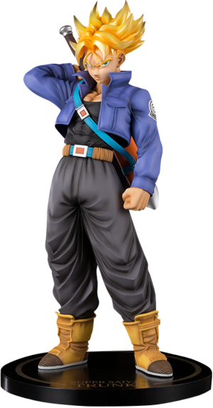 Super Saiyan Trunks Collectible Figure