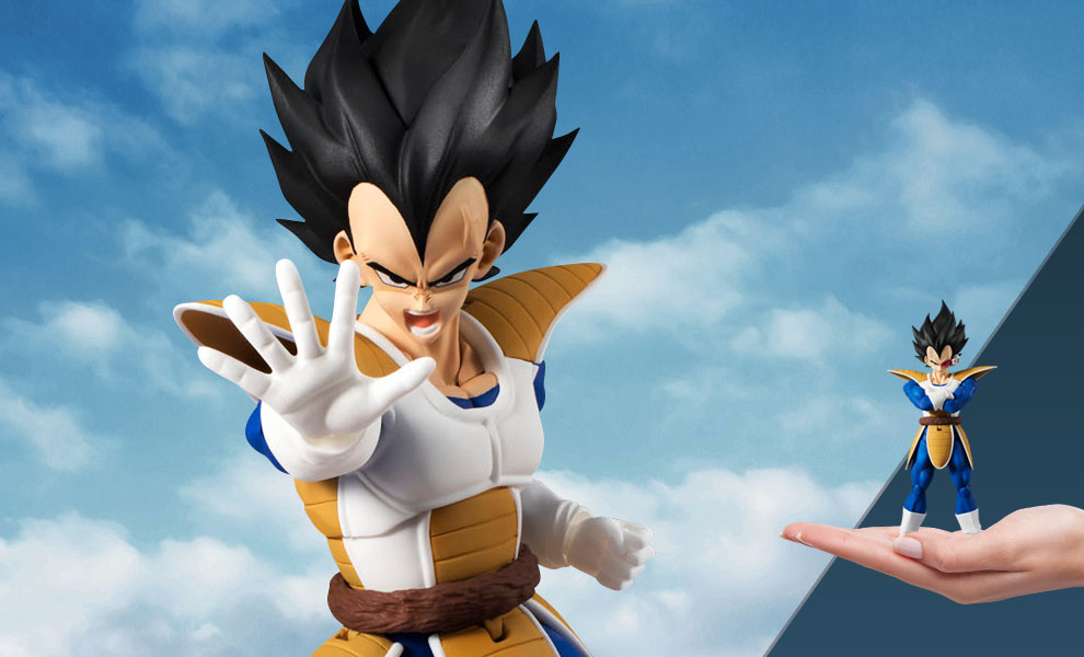 Gallery Feature Image of Vegeta Collectible Figure - Click to open image gallery
