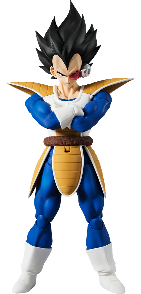 Bandai Vegeta Collectible Figure