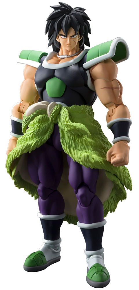 Bandai Broly (Super) Collectible Figure