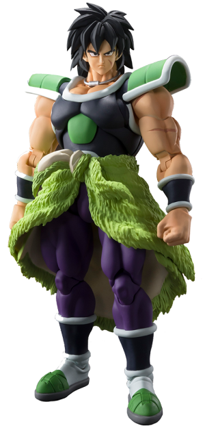 Broly (Super) Collectible Figure