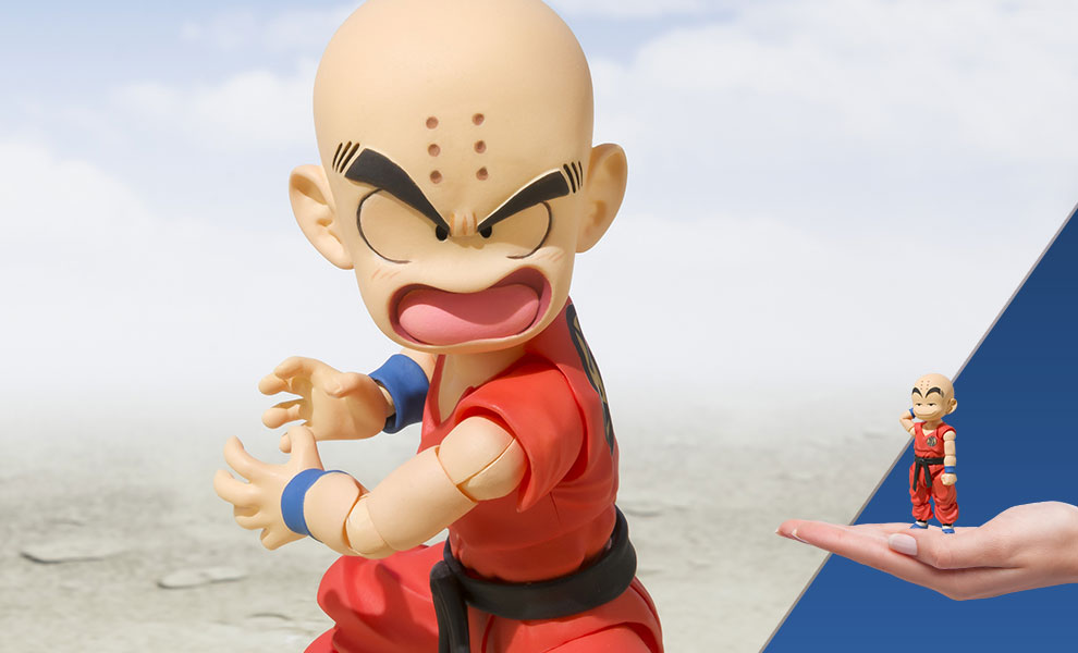 Gallery Feature Image of Kid Krillin Collectible Figure - Click to open image gallery