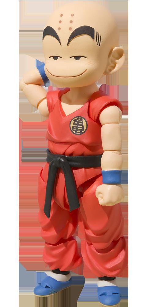 Bandai Kid Krillin Collectible Figure