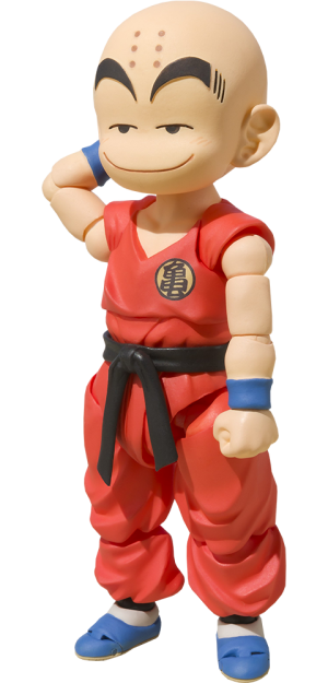 Kid Krillin Collectible Figure