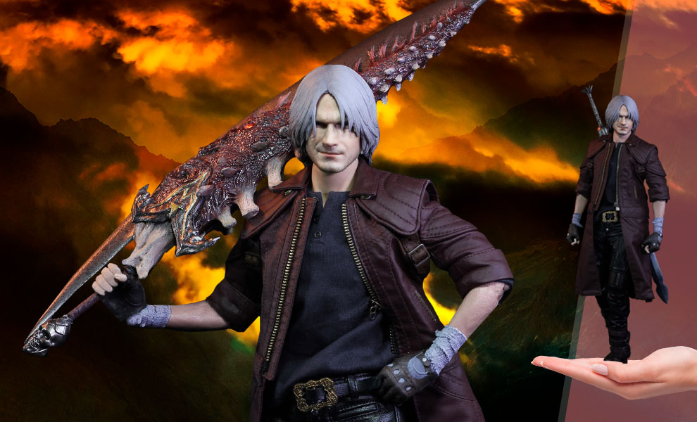 Gallery Feature Image of Dante (Luxury Edition) Sixth Scale Figure - Click to open image gallery