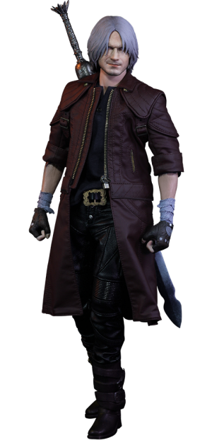 Dante (Luxury Edition) Sixth Scale Figure
