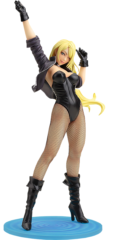 Kotobukiya Black Canary (2nd Edition) Statue