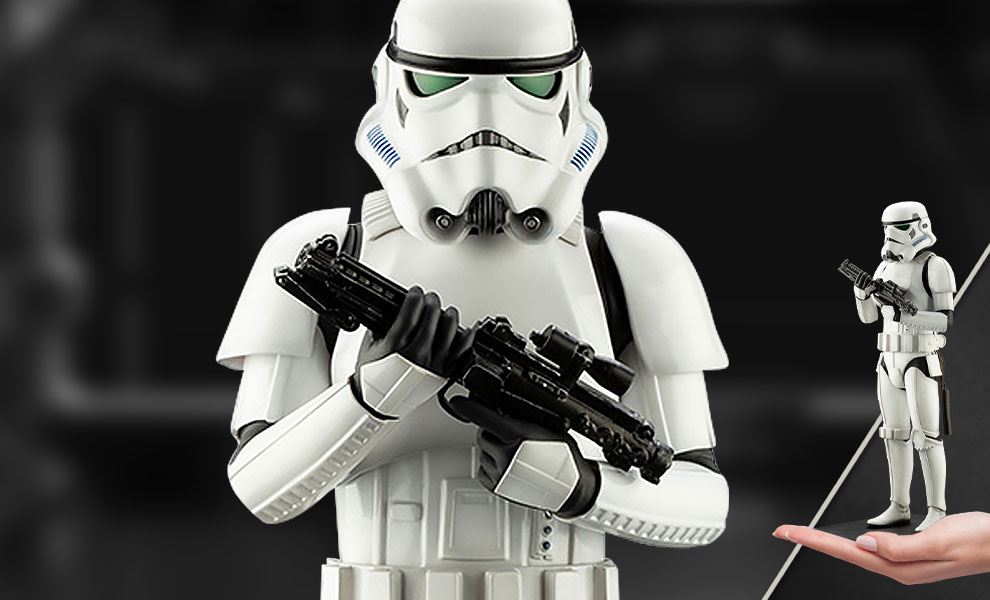 Gallery Feature Image of Stormtrooper Statue - Click to open image gallery