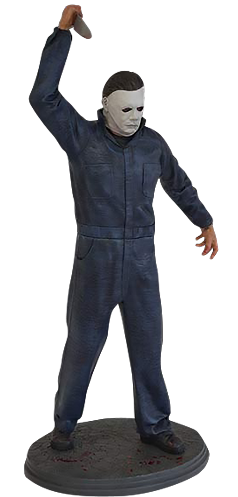 Hollywood Collectibles Group Michael Myers Statue