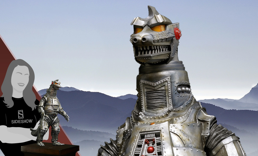Gallery Feature Image of MechaGodzilla (1974) Collectible Figure - Click to open image gallery