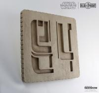 Gallery Image of Star Wars Docking Bay 94 Plaque Wall Decor Statue