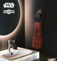 Gallery Image of Star Wars Jabba's Dais Gargoyle Towel Ring Scaled Replica