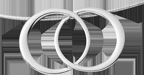 RockLove Dahj & Soji Omega Necklace Jewelry