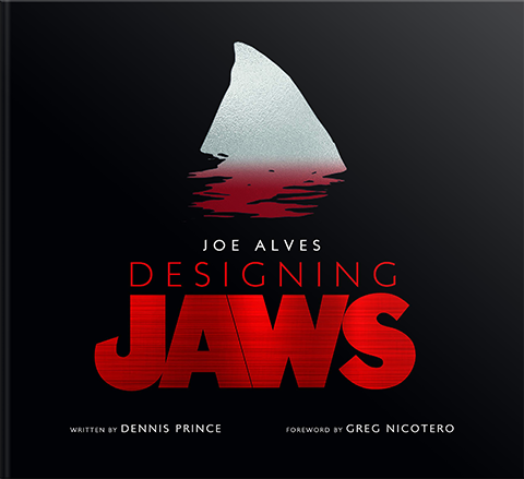 Titan Books, Random House Joe Alves: Designing Jaws Book