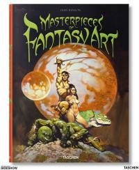 Gallery Image of Masterpieces of Fantasy Art Book