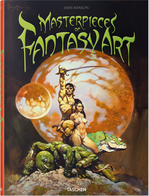 Masterpieces of Fantasy Art Book