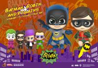 Gallery Image of Batman, Robin, and Villains Collectible Set