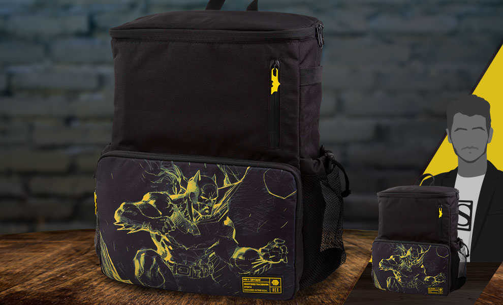 Gallery Feature Image of HEX x Jim Lee Collector's Backpack #2 Apparel - Click to open image gallery
