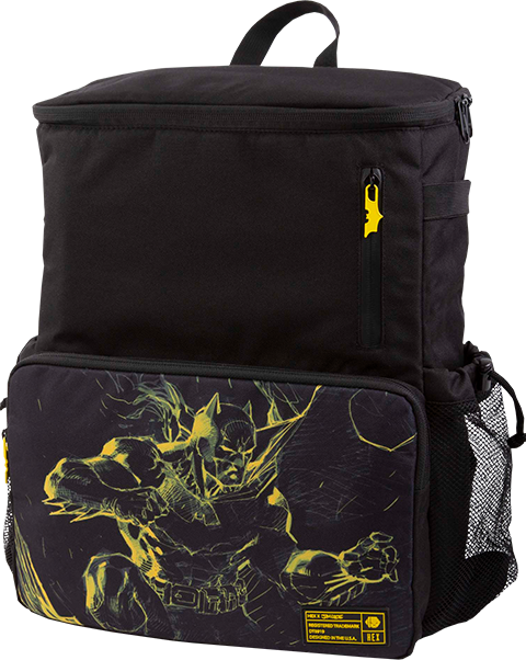 Hex HEX x Jim Lee Collector's Backpack #2 Apparel