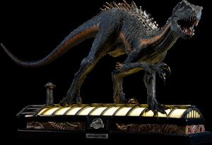 Indoraptor Statue