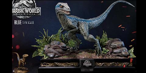 Prime 1 Studio Blue Statue
