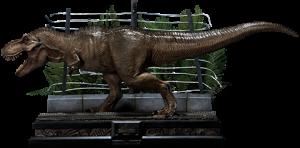 Tyrannosaurus-Rex Statue