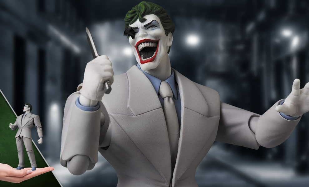 Gallery Feature Image of The Joker Collectible Figure - Click to open image gallery