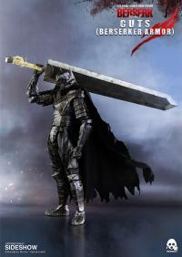Gallery Image of Guts (Berserker Armor) Sixth Scale Figure