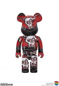 Gallery Image of Be@rbrick Jean-Michel Basquiat #5 100% and 400% Collectible Set