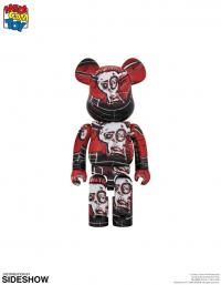 Gallery Image of Be@rbrick Jean-Michel Basquiat #5 1000% Collectible Figure