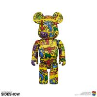 Gallery Image of Be@rbrick Keith Haring #5 100% and 400% Collectible Set