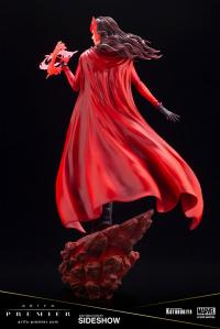 Gallery Image of Scarlet Witch Statue