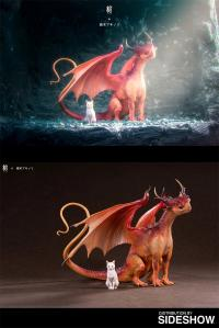 Gallery Image of Dragon & Cat Collectible Set