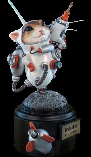 Picoline Hum (White) Figurine