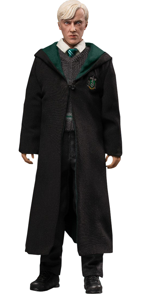Star Ace Toys Ltd. Draco Malfoy (Teenage School Uniform Version) Sixth Scale Figure
