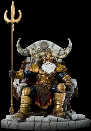 Odin Deluxe Statue