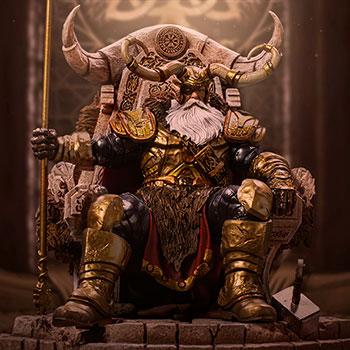 Odin Deluxe Marvel 1:10 Scale Statue