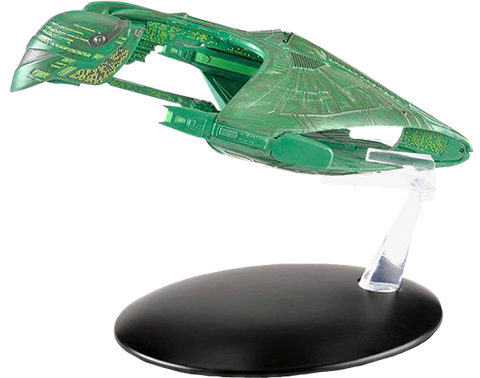 Eaglemoss Romulan Warbird Model
