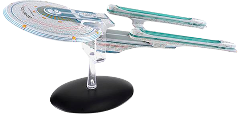 Eaglemoss U.S.S. Excelsior (XL Edition) Model