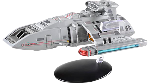 Eaglemoss Runabout (Orinoco) Model