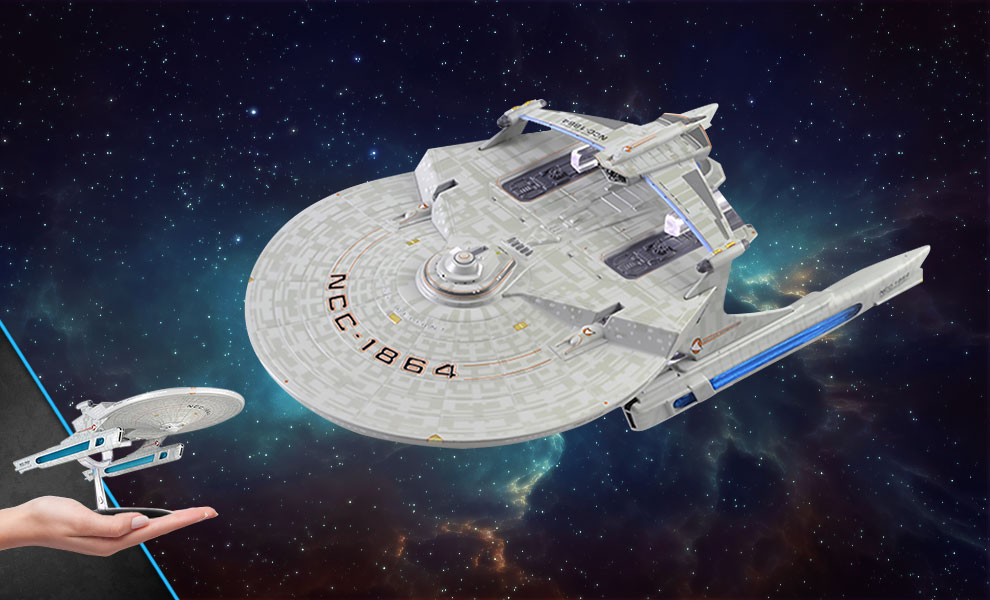 Gallery Feature Image of U.S.S. Reliant (Oversized Edition) Model - Click to open image gallery