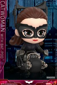 Gallery Image of Catwoman with Bat-Pod Collectible Set