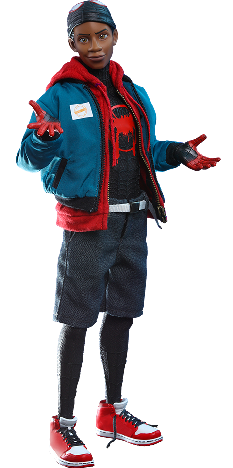 Hot Toys Miles Morales Sixth Scale Figure