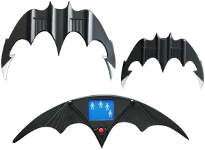 Batarang Set Prop Replica