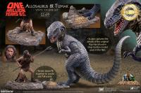 Gallery Image of Allosaurus & Tumak (Deluxe Version) Collectible Set