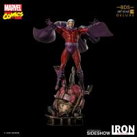 Gallery Image of Magneto Deluxe 1:10 Scale Statue