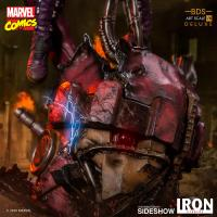 Gallery Image of Magneto Deluxe Statue